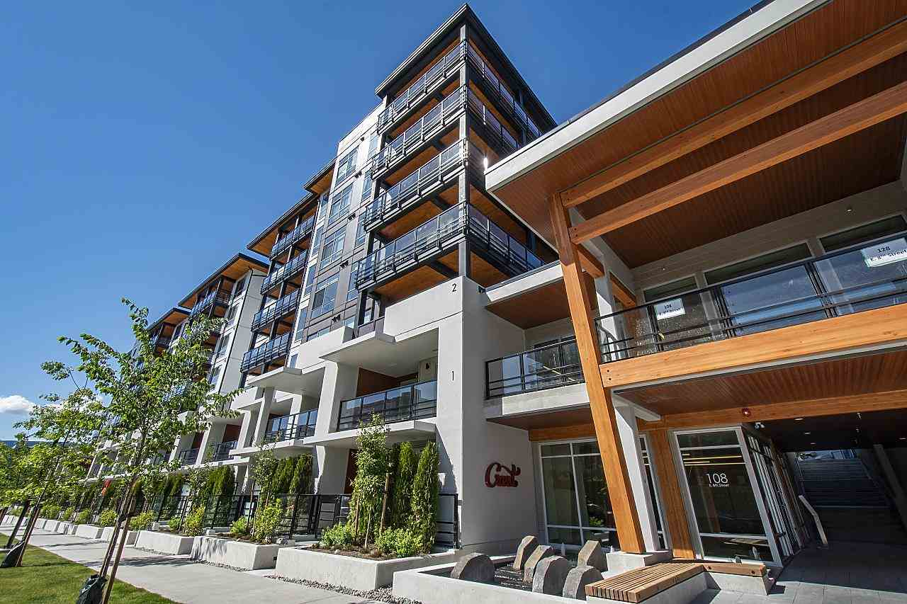405 108 E 8 STREET - Central Lonsdale Apartment/Condo for sale, 2 Bedrooms (R2590369) - #2