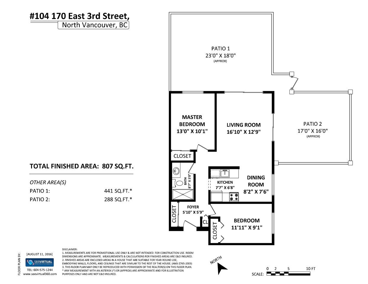 104 170 E 3 STREET - Lower Lonsdale Apartment/Condo for sale, 2 Bedrooms (R2590424) - #21