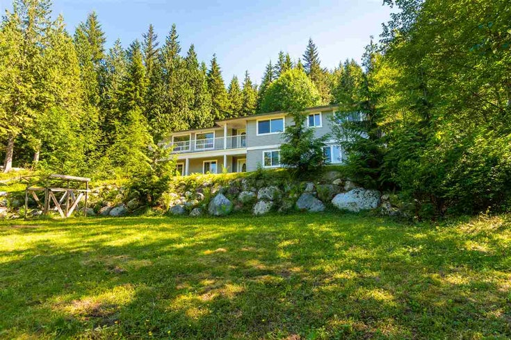 29334 DEWDNEY TRUNK ROAD - Stave Falls House with Acreage for sale, 6 Bedrooms (R2590459)