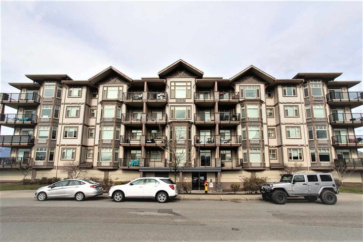 304 46021 SECOND AVENUE - Chilliwack E Young-Yale Apartment/Condo for sale, 2 Bedrooms (R2590503)