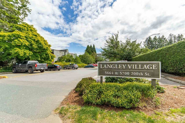 211 5700 200 STREET - Langley City Apartment/Condo for sale, 1 Bedroom (R2590509)