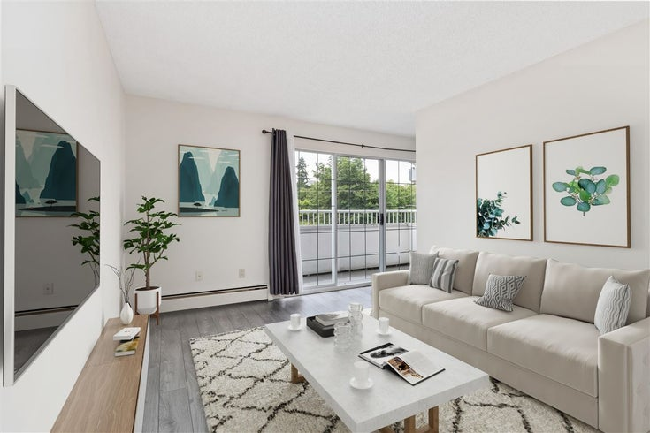 302 707 EIGHTH STREET - Uptown NW Apartment/Condo for sale, 1 Bedroom (R2590516)