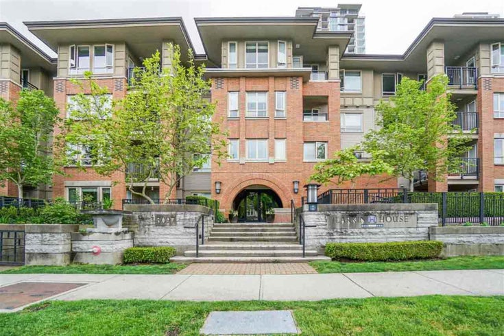205 3097 LINCOLN AVENUE - New Horizons Apartment/Condo for sale, 2 Bedrooms (R2590523)