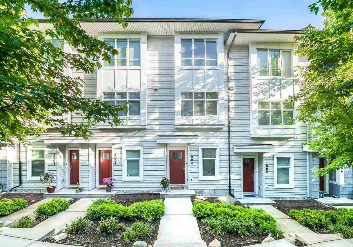 1004 18505 LAURENSEN PLACE - Clayton Townhouse for sale, 2 Bedrooms (R2590544) - #1