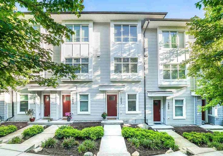 1004 18505 LAURENSEN PLACE - Clayton Townhouse for sale, 2 Bedrooms (R2590544)