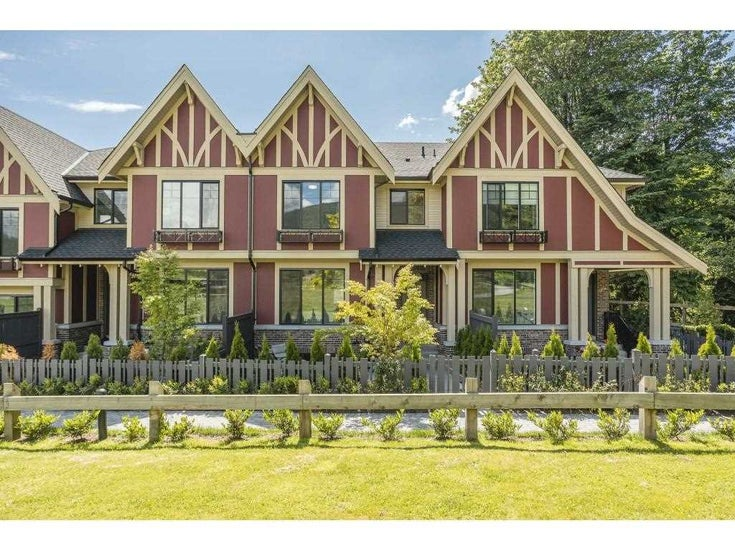 49 3306 PRINCETON AVENUE - Burke Mountain Townhouse for sale, 4 Bedrooms (R2590554)