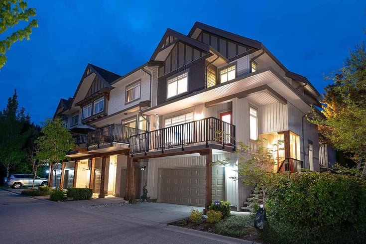 91 55 HAWTHORN DRIVE - Heritage Woods PM Townhouse for sale, 4 Bedrooms (R2590568)