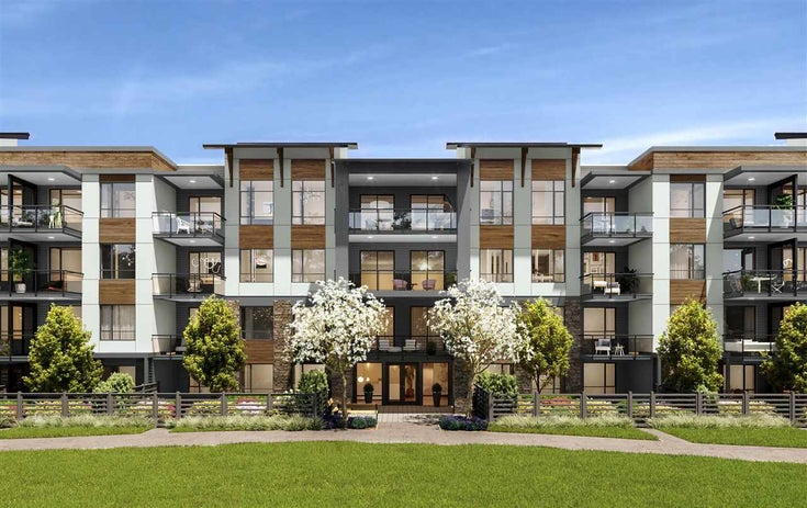 216 7506 199A STREET - Willoughby Heights Apartment/Condo for sale, 2 Bedrooms (R2590586)