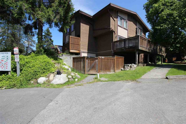 2 307 HIGHLAND WAY - North Shore Pt Moody Townhouse for sale, 3 Bedrooms (R2590615)