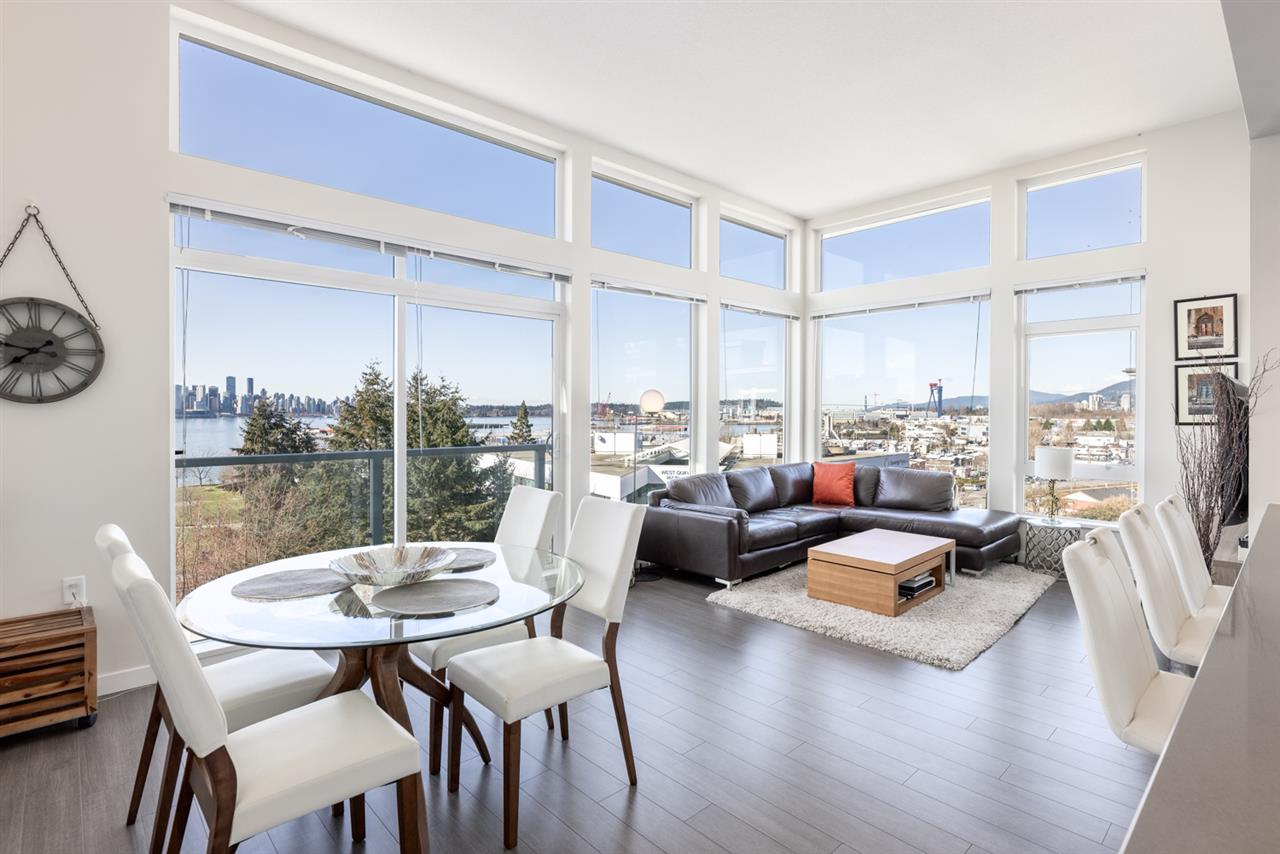 525 255 W 1ST STREET - Lower Lonsdale Apartment/Condo for sale, 2 Bedrooms (R2590620) - #1
