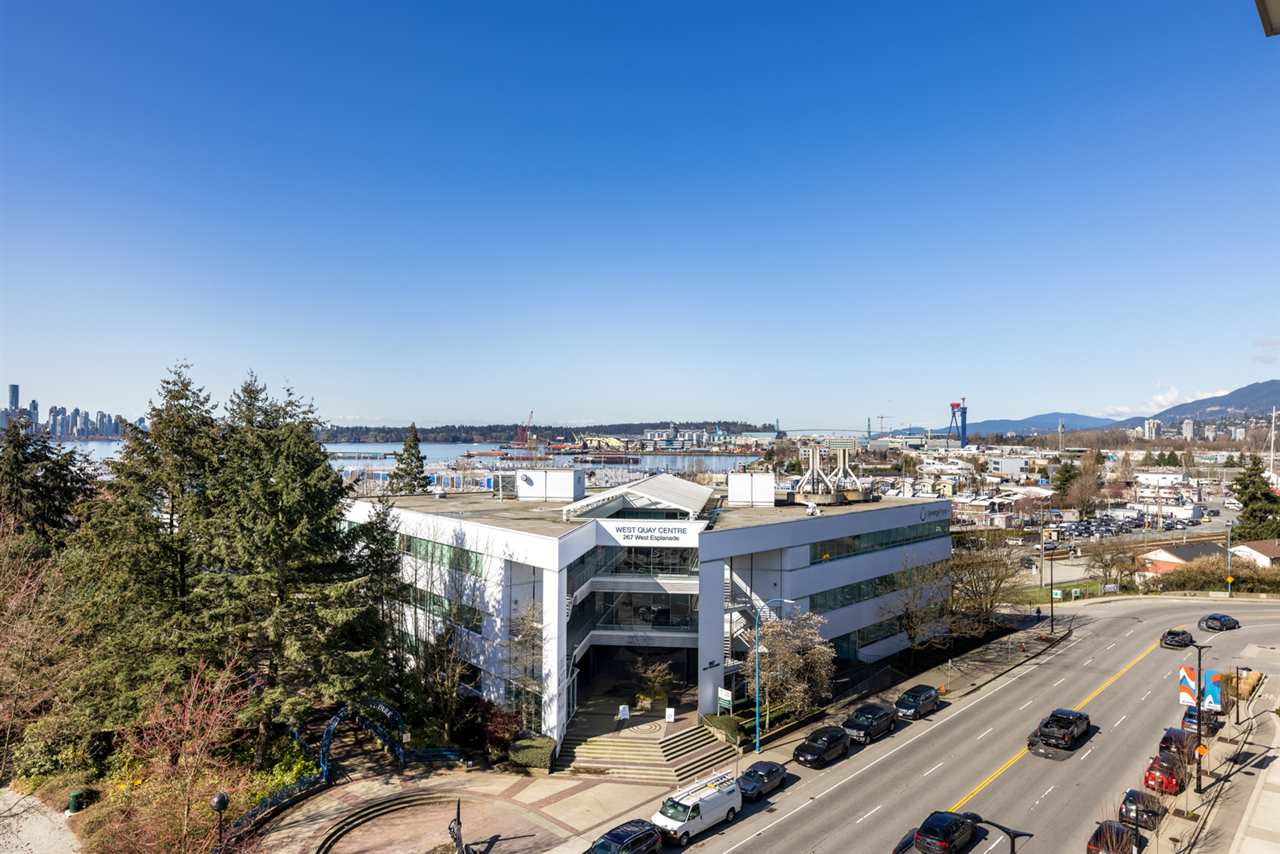 525 255 W 1ST STREET - Lower Lonsdale Apartment/Condo for sale, 2 Bedrooms (R2590620) - #5