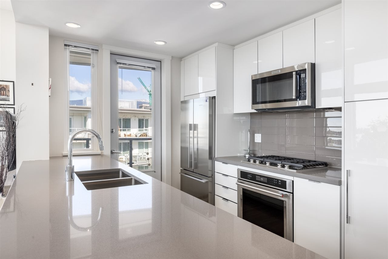 525 255 W 1ST STREET - Lower Lonsdale Apartment/Condo for sale, 2 Bedrooms (R2590620) - #9