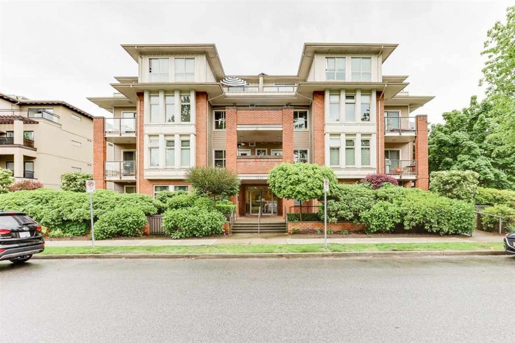 102 2488 WELCHER AVENUE - Central Pt Coquitlam Apartment/Condo for sale, 1 Bedroom (R2590627)