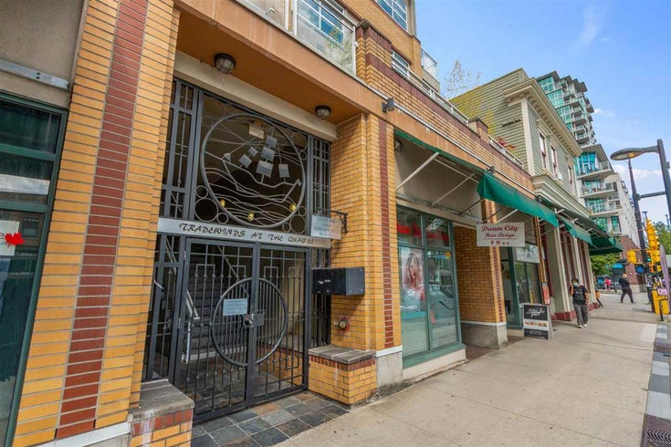 203 108 W ESPLANADE STREET - Lower Lonsdale Apartment/Condo for sale, 2 Bedrooms (R2590651)