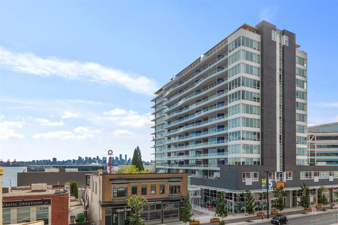 203 108 W ESPLANADE STREET - Lower Lonsdale Apartment/Condo for sale, 2 Bedrooms (R2590651) - #24