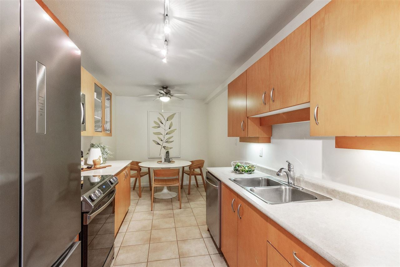 203 108 W ESPLANADE STREET - Lower Lonsdale Apartment/Condo for sale, 2 Bedrooms (R2590651) - #9