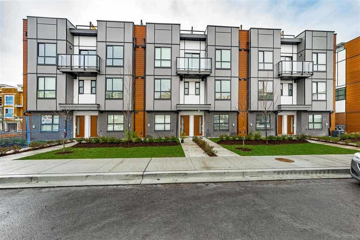 31 19760 55 AVENUE - Langley City Townhouse for sale, 3 Bedrooms (R2590652)