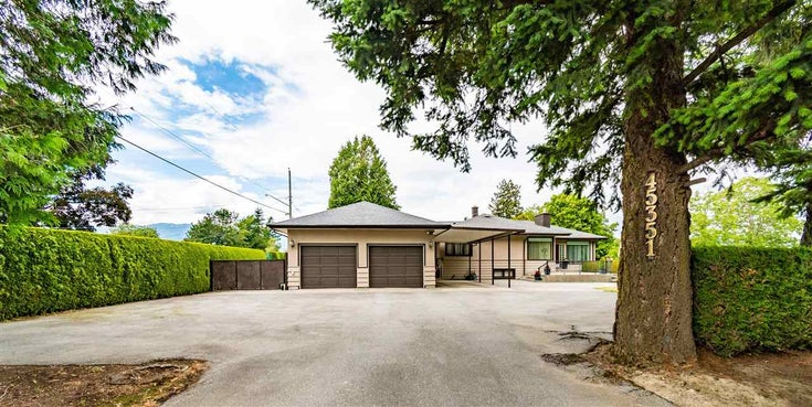 45351 HAIG DRIVE - Sardis West Vedder Rd House with Acreage for sale, 4 Bedrooms (R2590655)