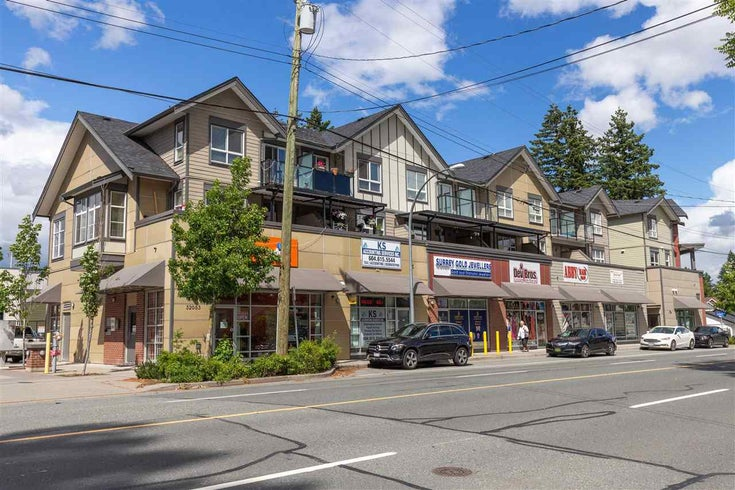 214 32083 HILLCREST AVENUE - Abbotsford West Townhouse for sale, 3 Bedrooms (R2590697)