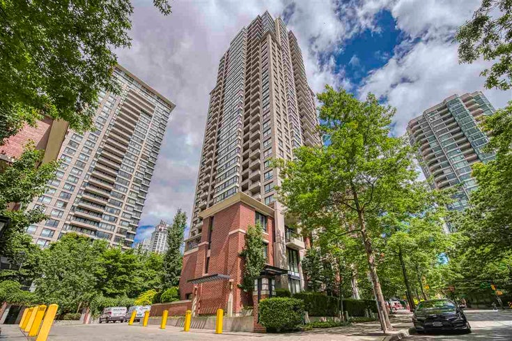1308 909 MAINLAND STREET - Yaletown Apartment/Condo for sale, 1 Bedroom (R2590725)