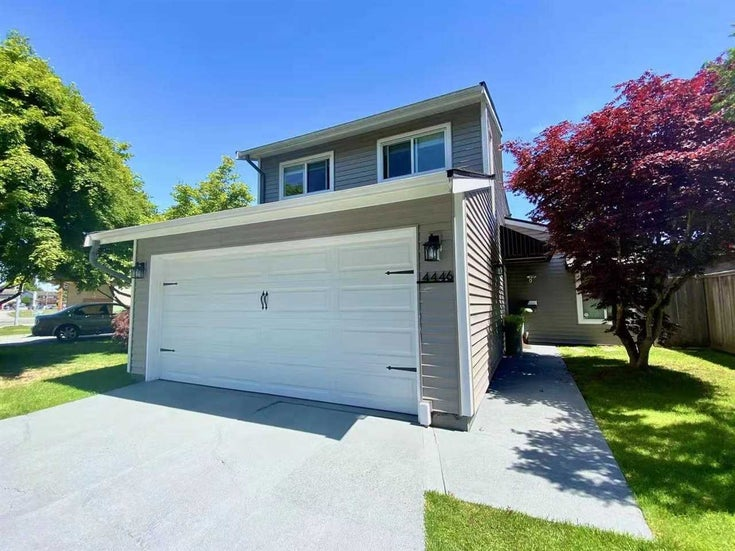 4446 HERMITAGE DRIVE - Steveston North House/Single Family for sale, 3 Bedrooms (R2590740)