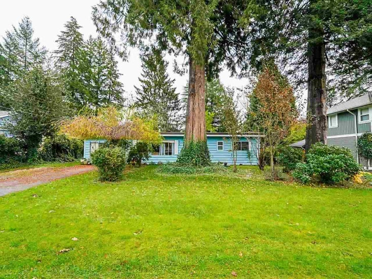 8932 HADDEN STREET - Fort Langley House/Single Family for sale, 3 Bedrooms (R2590748)