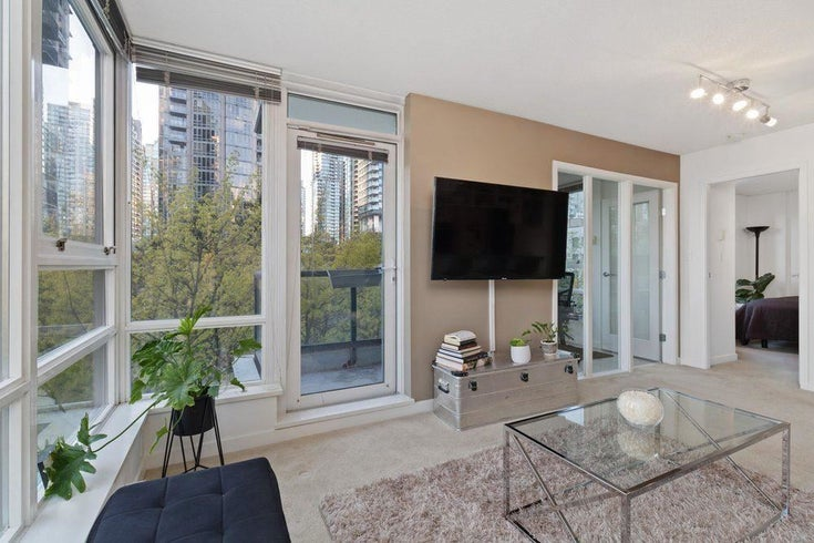 510 928 BEATTY STREET - Yaletown Apartment/Condo for sale, 1 Bedroom (R2590750)