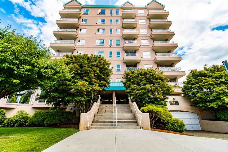 105 45745 PRINCESS AVENUE - Chilliwack W Young-Well Apartment/Condo for sale, 2 Bedrooms (R2590793)
