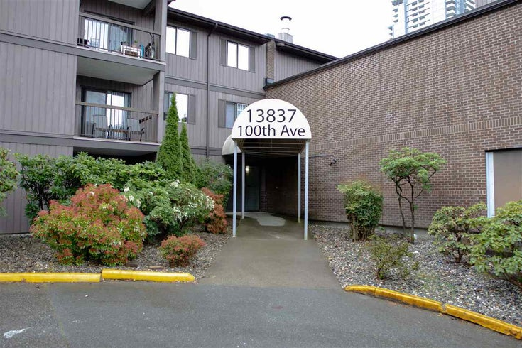 1114 13837 100 AVENUE - Whalley Apartment/Condo for sale, 1 Bedroom (R2590823)
