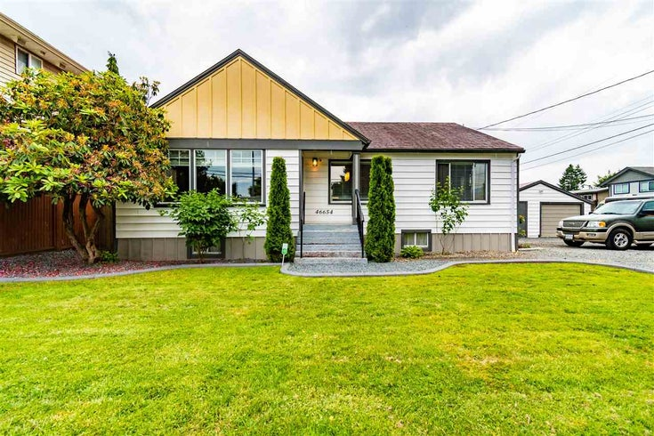 46654 FIRST AVENUE - Chilliwack E Young-Yale House/Single Family for sale, 5 Bedrooms (R2590831)