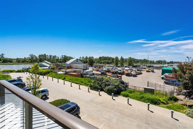 201 6160 LONDON ROAD - Steveston South Apartment/Condo for sale, 2 Bedrooms (R2590843)