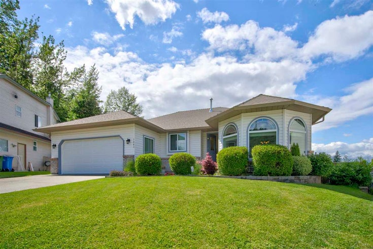 3063 CASSIAR AVENUE - Abbotsford East House/Single Family for sale, 5 Bedrooms (R2590861)