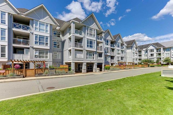 213 3142 ST JOHNS STREET - Port Moody Centre Apartment/Condo for sale, 2 Bedrooms (R2590870)
