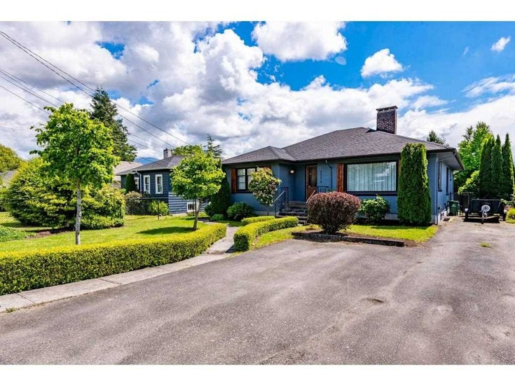 46276 MARGARET AVENUE - Chilliwack E Young-Yale House/Single Family for sale, 4 Bedrooms (R2590889)