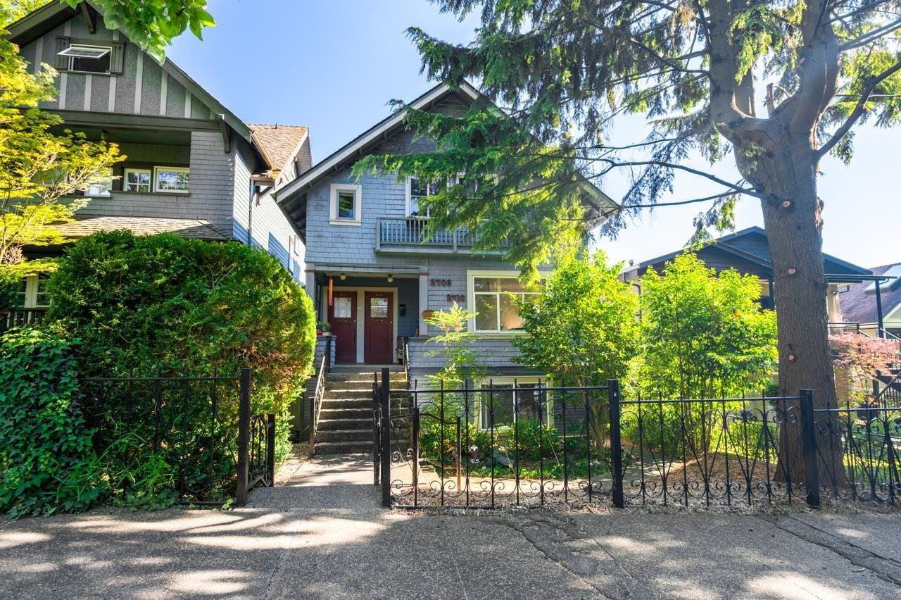 2710 W 10TH AVENUE - Kitsilano House/Single Family for sale, 9 Bedrooms (R2590918) - #1
