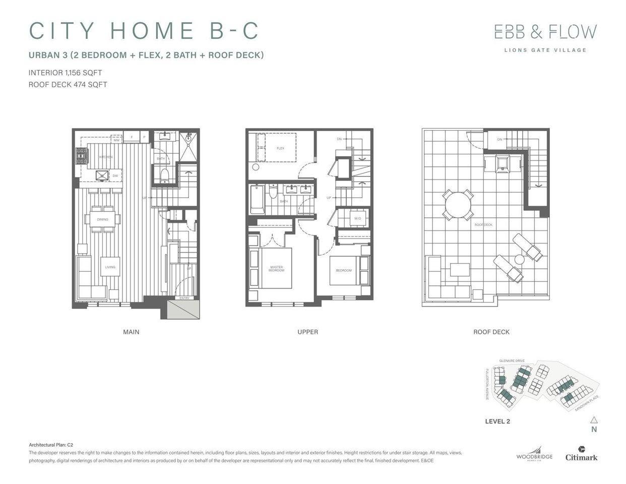 229 2035 GLENAIRE DRIVE - Pemberton NV Townhouse for sale, 2 Bedrooms (R2590964) - #11