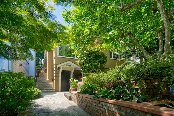 3514 W 14TH AVENUE - Kitsilano House/Single Family for sale, 5 Bedrooms (R2590984)