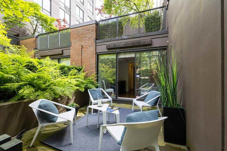 1063 HOMER STREET - Yaletown Townhouse for sale, 2 Bedrooms (R2591006)