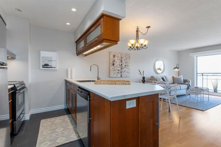 311 360 E 2ND STREET - Lower Lonsdale Apartment/Condo for sale, 1 Bedroom (R2591011)