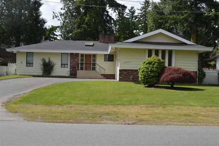 31854 CORAL AVENUE - Abbotsford West House/Single Family for sale, 4 Bedrooms (R2591012)
