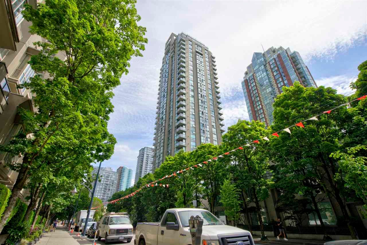 1803 928 RICHARDS STREET - Yaletown Apartment/Condo for sale, 1 Bedroom (R2591014) - #1