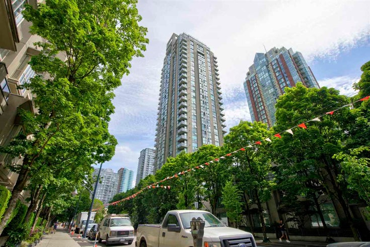1803 928 RICHARDS STREET - Yaletown Apartment/Condo for sale, 1 Bedroom (R2591014)