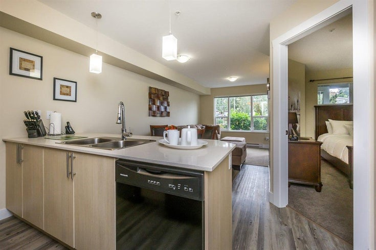 104 2565 CAMPBELL AVENUE - Central Abbotsford Apartment/Condo for sale, 1 Bedroom (R2591043)