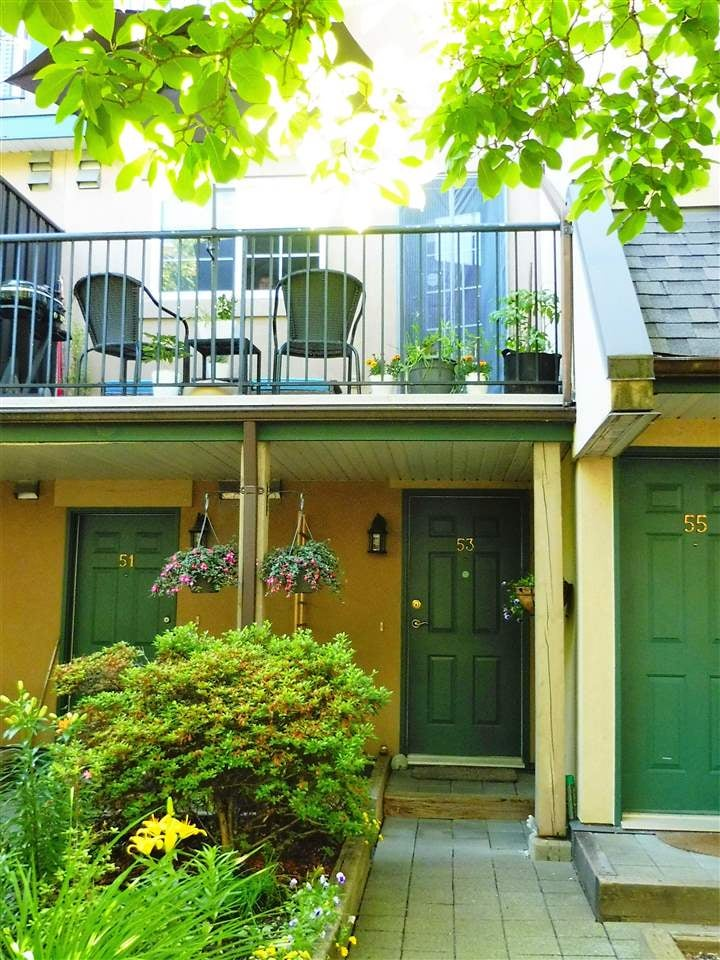 53 1561 BOOTH AVENUE - Maillardville Townhouse for sale, 2 Bedrooms (R2591051)