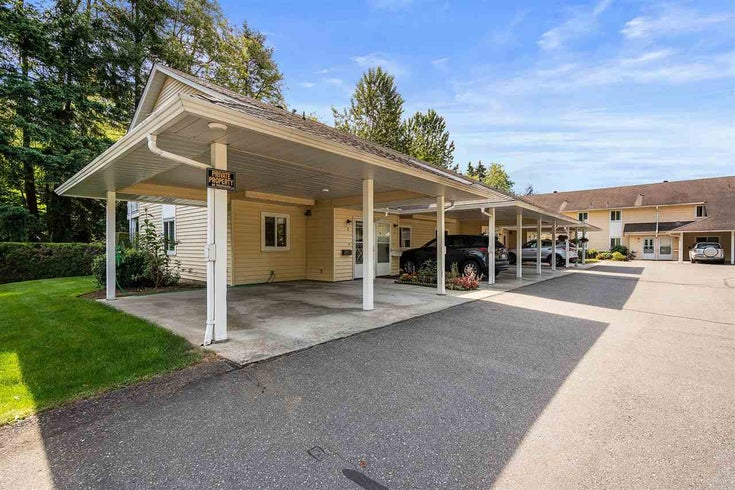 2 32286 7 AVENUE - Mission BC Townhouse for sale, 2 Bedrooms (R2591054)