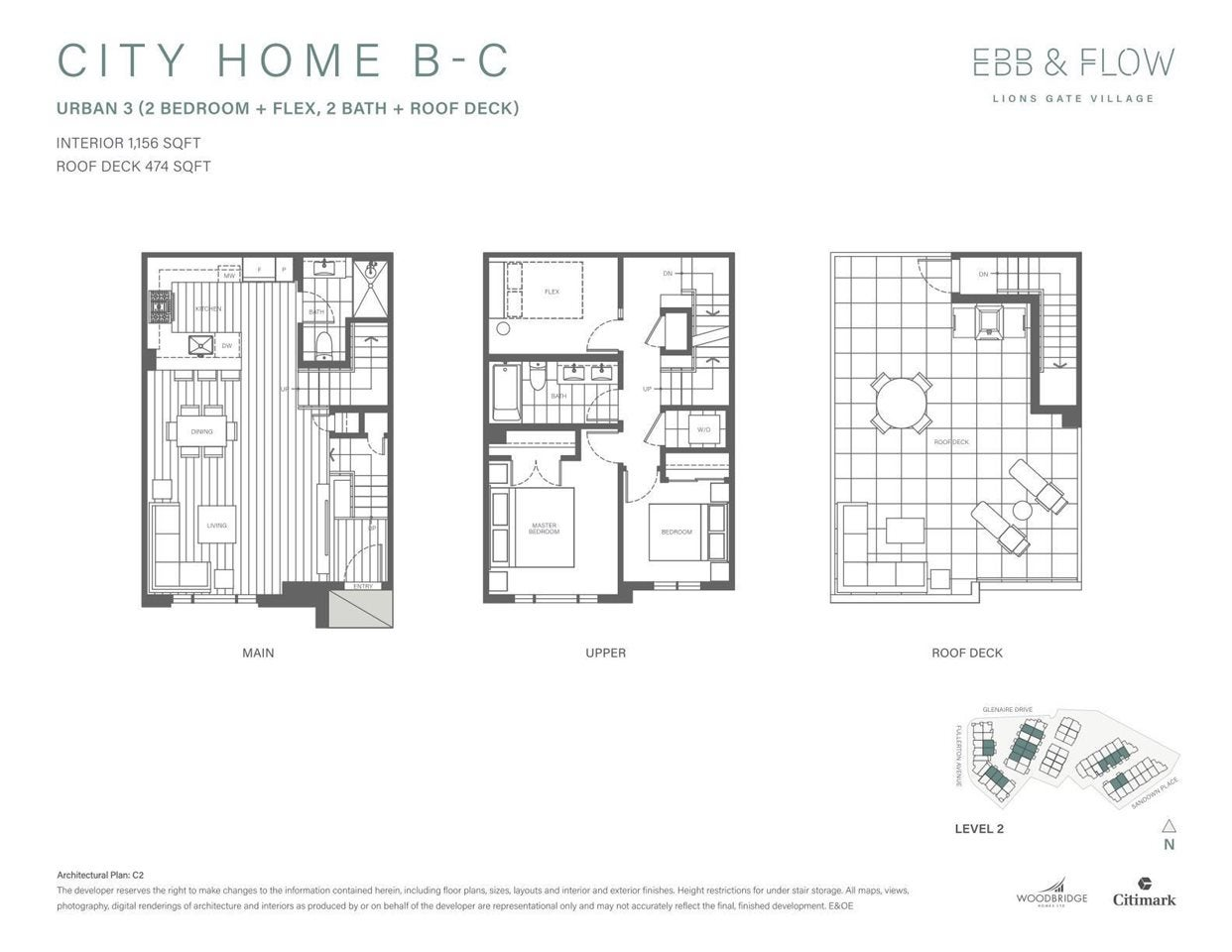 267 2035 GLENAIRE DRIVE - Pemberton NV Townhouse for sale, 2 Bedrooms (R2591056) - #11