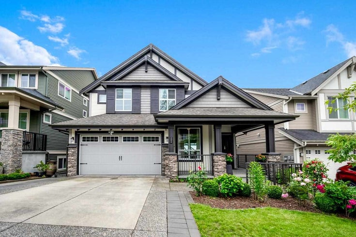 3408 DERBYSHIRE AVENUE - Burke Mountain House/Single Family for sale, 6 Bedrooms (R2591058)
