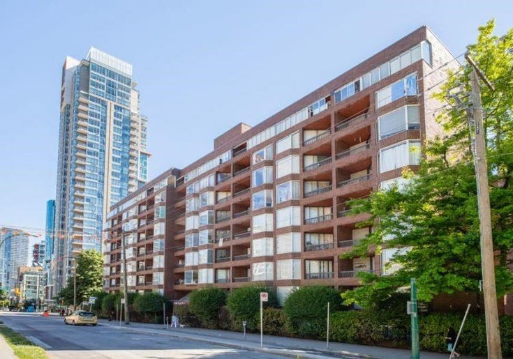 514 950 DRAKE STREET - Downtown VW Apartment/Condo for sale, 1 Bedroom (R2591063)