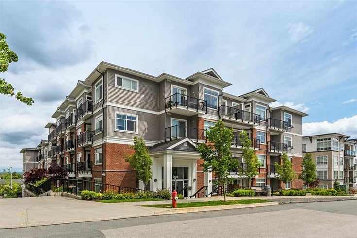 209 6480 195A STREET - Clayton Apartment/Condo for sale, 2 Bedrooms (R2591070)