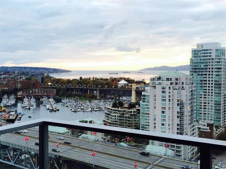 2901 583 BEACH CRESCENT - Yaletown Apartment/Condo for sale, 1 Bedroom (R2591073)